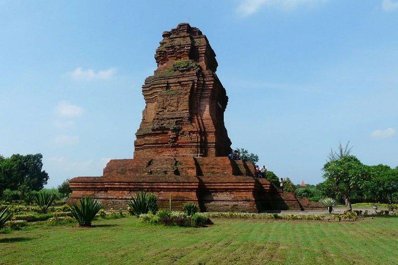 トロウラン遺跡 マジャパヒト王国