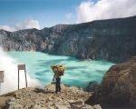 イジェン山 ツアー イジェン ジャカルタ 旅行会社
