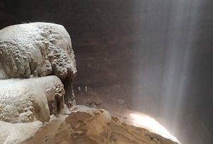 ジョンブラン洞窟 , ジョンブラン