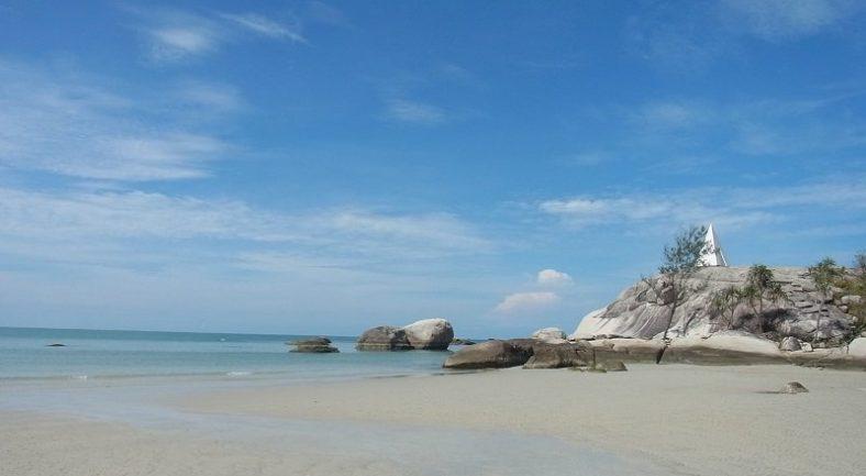 【ジャカルタ発】1泊2日 ブリトゥン島 豪華ビラ アルムダル Arumdalu Private Resorts 泊<往復送迎付き/専用車>