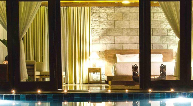 ブリトゥン島 豪華ビラ アルムダル Arumdalu Private Resorts 泊