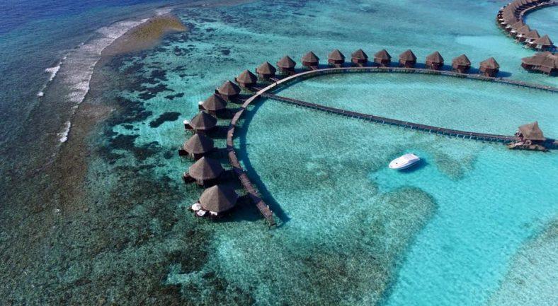ジャカルタ発モルディブ3泊4日/3泊5日 Thulhagiri Island Resort泊
