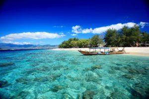 ロンボク島 、ギリ島、シュノーケリング