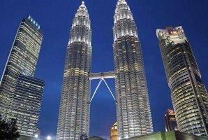 ジャカルタ マレーシア 旅行