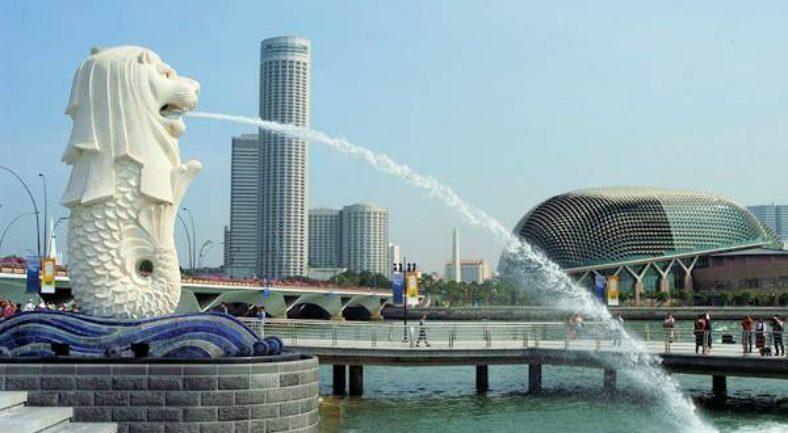 ジャカルタ発シンガポール 見所押さえた観光付 シンガポール満喫 2泊3日