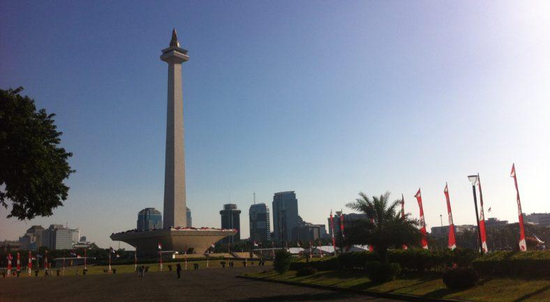 インドネシア ジャカルタの市内観光 日帰りツアー 半日 日本語ガイド