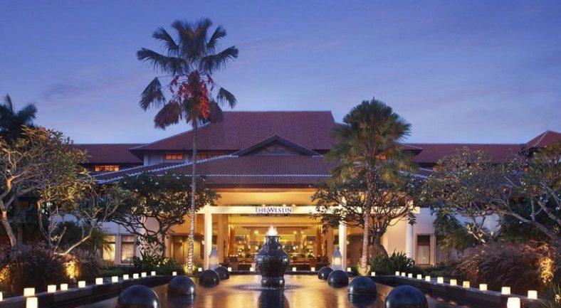【ジャカルタ発】ウェスティン リゾート ヌサドゥア バリ (The Westin Resort Nusa Dua)/バリ島2泊3日