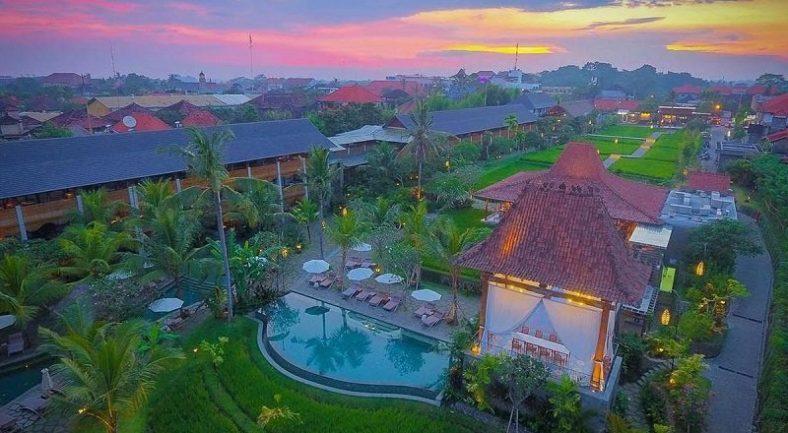 【ジャカルタ発】アラヤ リゾート ウブド (Alaya Resort Ubud) バリ島2泊3日<専用車/往復送迎/キタス割引>