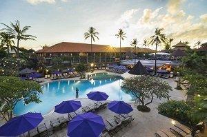 ジャカルタ発バリ バリダイナスティーリゾート  Bali Dynasty Resort  バリ ダイナスティーリゾート
