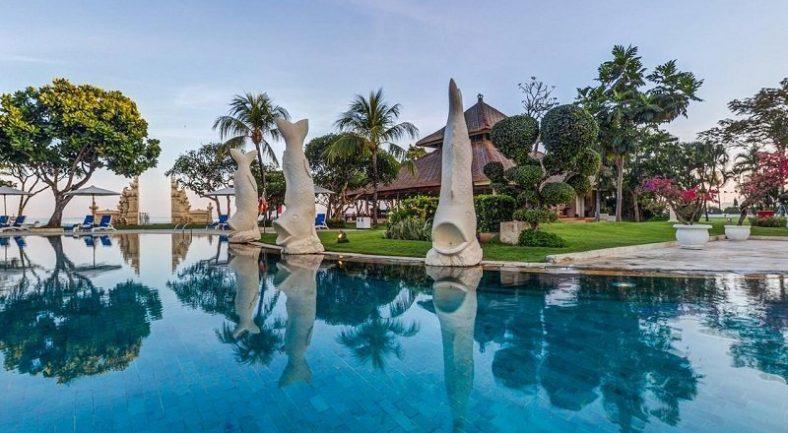【ジャカルタ発】ディスカバリー カルティカ プラザ ホテル (Discovery Kartika Plaza Hotel)に泊まる/バリ島2泊3日<専用車/往復送迎/キタス割引>