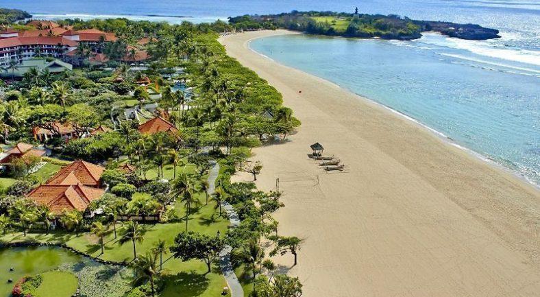 【ジャカルタ発】グランド ハイアット バリ (Grand Hyatt Bali)/バリ島2泊3日<専用車/往復送迎/キタス割引>