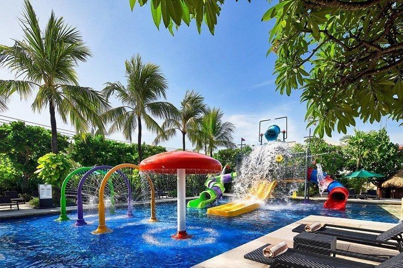 ジャカルタ発バリ バリ ハードロックホテル Hard Rock Hotel Bali