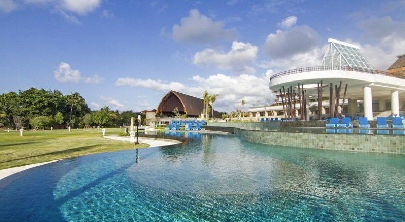 【ジャカルタ発】イナヤ プトゥリ バリ ホテル コテージ & スパ (INAYA Putri Bali Resort)/バリ島2泊3日<専用車/往復送迎/キタス割引>