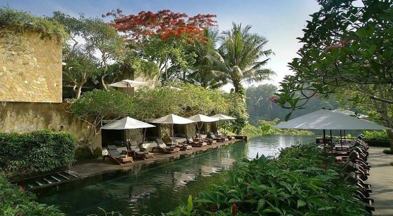 【ジャカルタ発】マヤ ウブド リゾート & スパ (Maya Ubud Resort and Spa) バリ島2泊3日<専用車/往復送迎/キタス割引>
