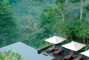 ジャカルタ発バリ マヤウブドウブド Maya Ubud Resort マヤウブドスパ