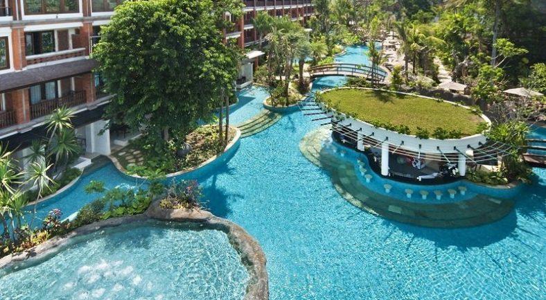 【ジャカルタ発】パドマリゾートレギャン (Padma Resort Legian)/バリ島2泊3日<専用車/往復送迎/キタス割引>
