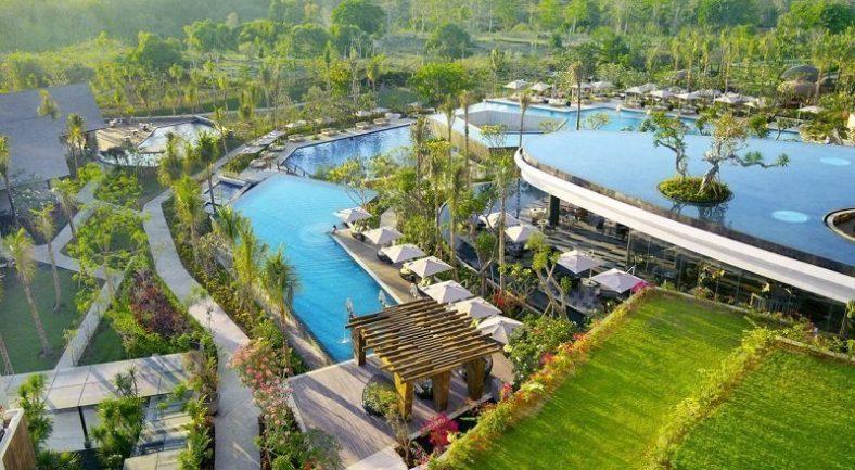 【ジャカルタ発】リンバ ジンバラン バリ バイ アヤナ (RIMBA Jimbaran Bali by AYANA)<専用車/往復送迎/キタス割引>