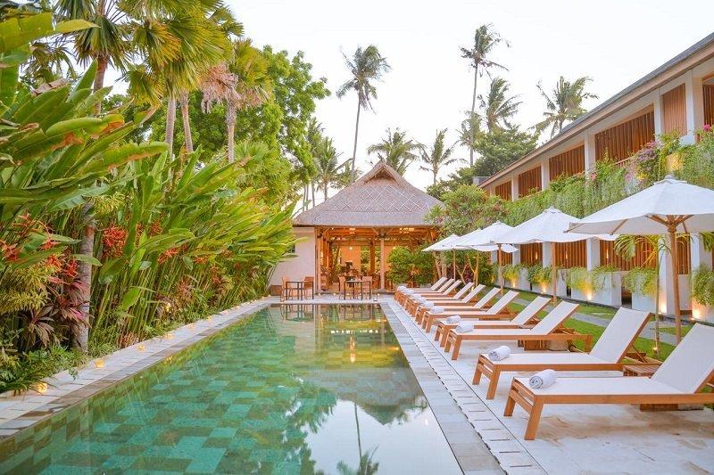 The Open House Jimbaran Bali ジャカルタ発バリ ジ オープン ハウス ジンバラン