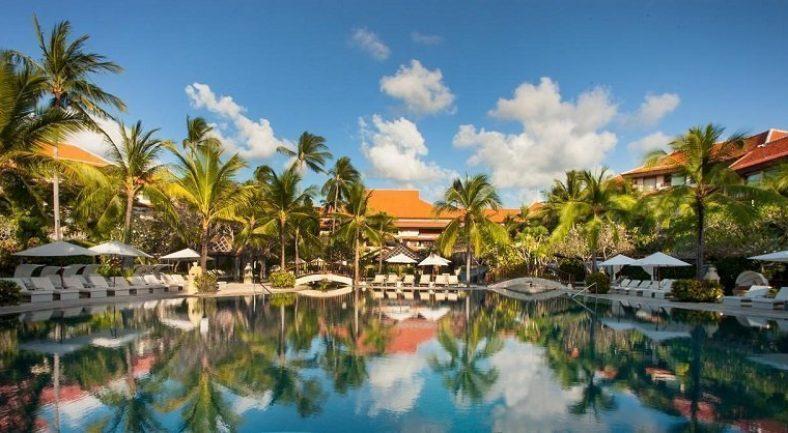 【ジャカルタ発】ウェスティン リゾート ヌサドゥア バリ (The Westin Resort Nusa Dua)/バリ島2泊3日<専用車/往復送迎/キタス割引>