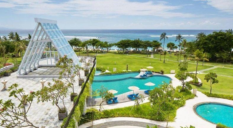 【ジャカルタ発】インナ プトゥリ バリ ホテル コテージ & スパ (INAYA Putri Bali Resort)/バリ島2泊3日
