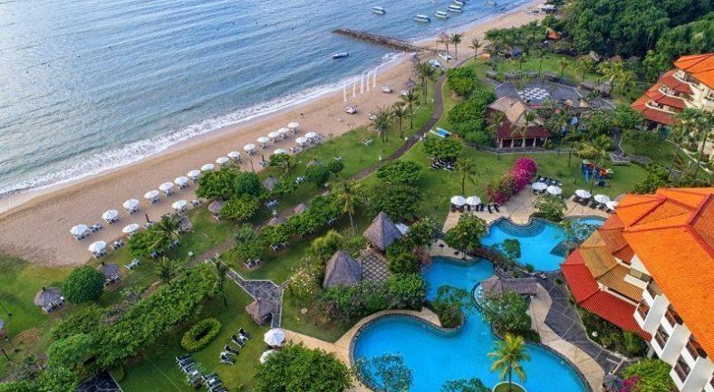 【ジャカルタ発】グランド ミラージュ リゾート & タラソ バリ (Grand Mirage Resort & Thalasso Bali) バリ島2泊3日<専用車/往復送迎/キタス割引>