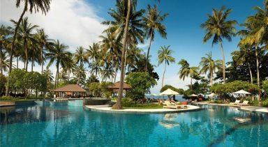 【ジャカルタ発】ホリデー リゾート ロンボク (Holiday Resort Lombok) ロンボク島2泊3日<専用車/往復送迎/キタス割引>