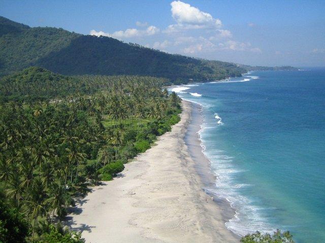 ジャカルタ発 ロンボク島
