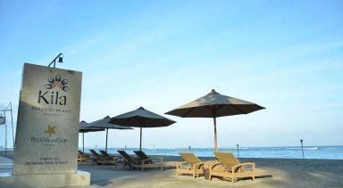 【ジャカルタ発】キラスンギギ ビーチ (Kila Senggigi Beach Lombok)ロンボク島2泊3日 <専用車/往復送迎/キタス割引>
