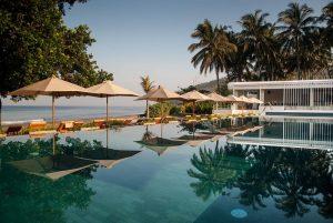 Living Asia Resort and Spa ジャカルタ発ロンボク島 リビング アジア リゾート スパ