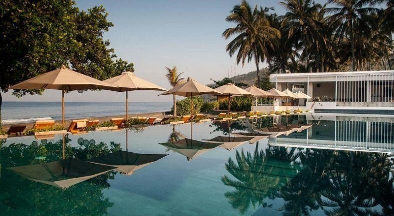 【ジャカルタ発】リビング アジア リゾート スパ (Living Asia Resort and Spa) ロンボク島2泊3日<専用車/往復送迎/キタス割引>