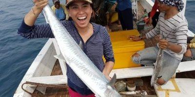 【ジャカルタ発】ジャカルタ 釣り プロウスリブで魚釣り/日帰りツアー<往復送迎付き/初心者向け>