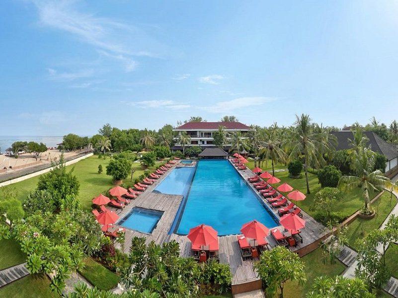 ギリ島 ホテル