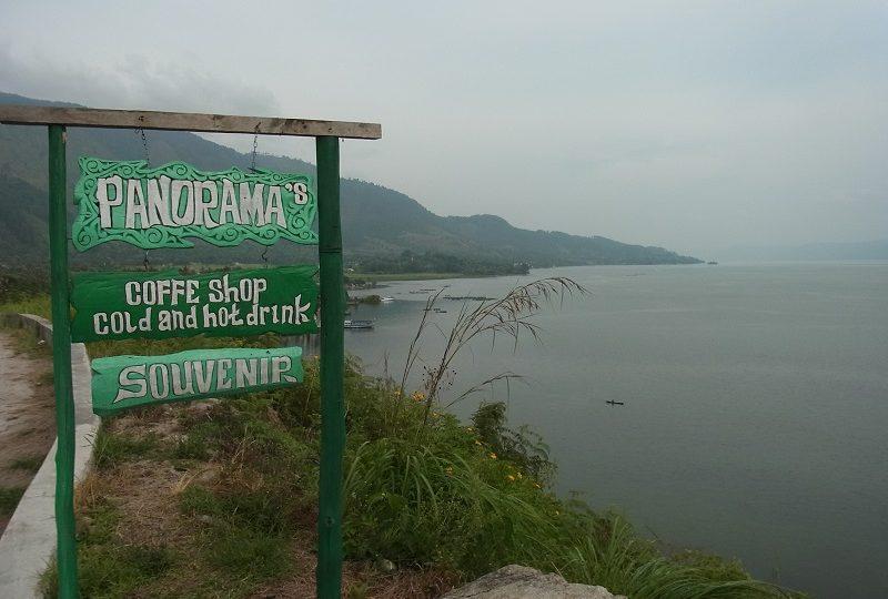 トバ湖 観光