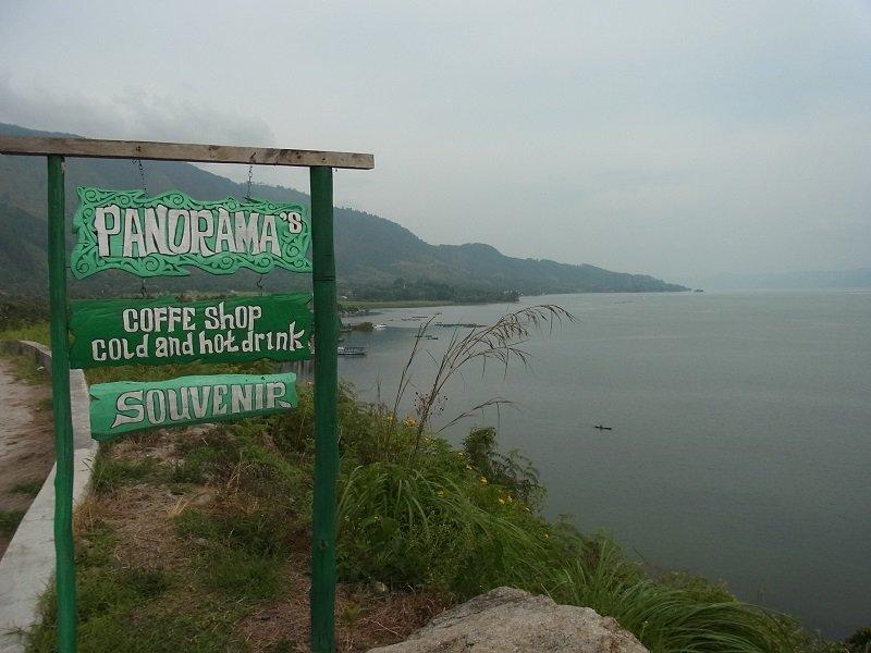 トバ湖 インドネシア