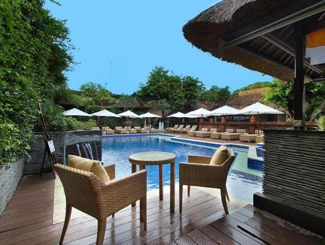 バリ島 クタ ホテル