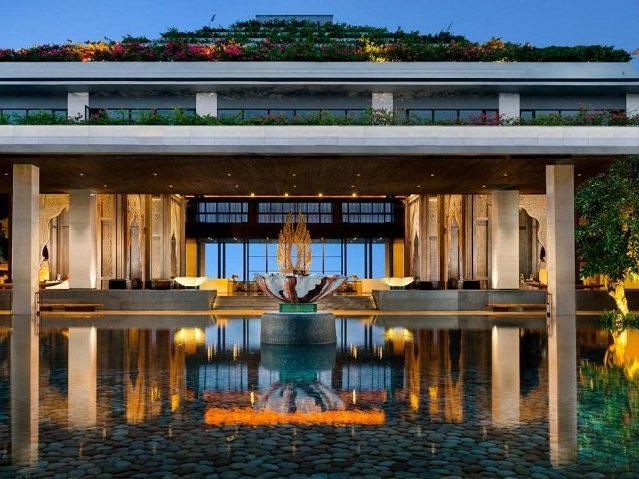 バリ島 ベノア ホテル